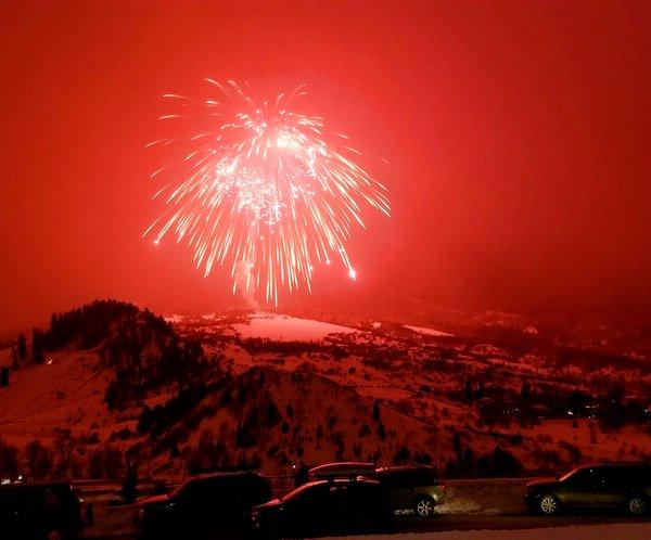 Worlds Largest Firework