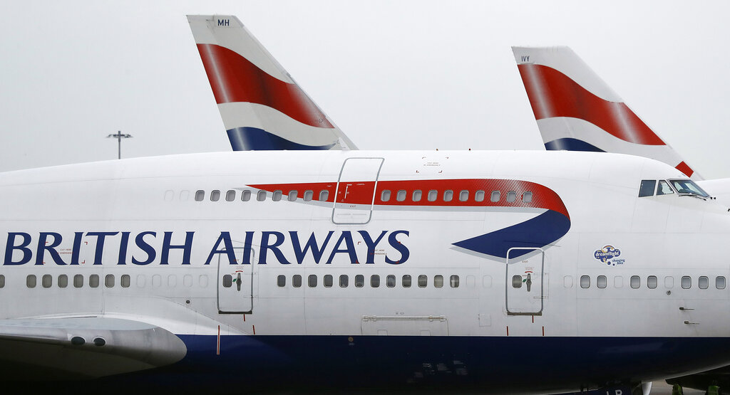British Airways Record