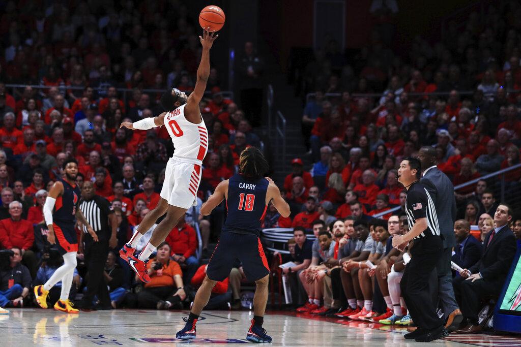 Duquesne Dayton Basketball