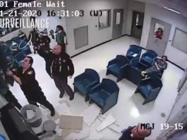Boomershine attempts jail escape