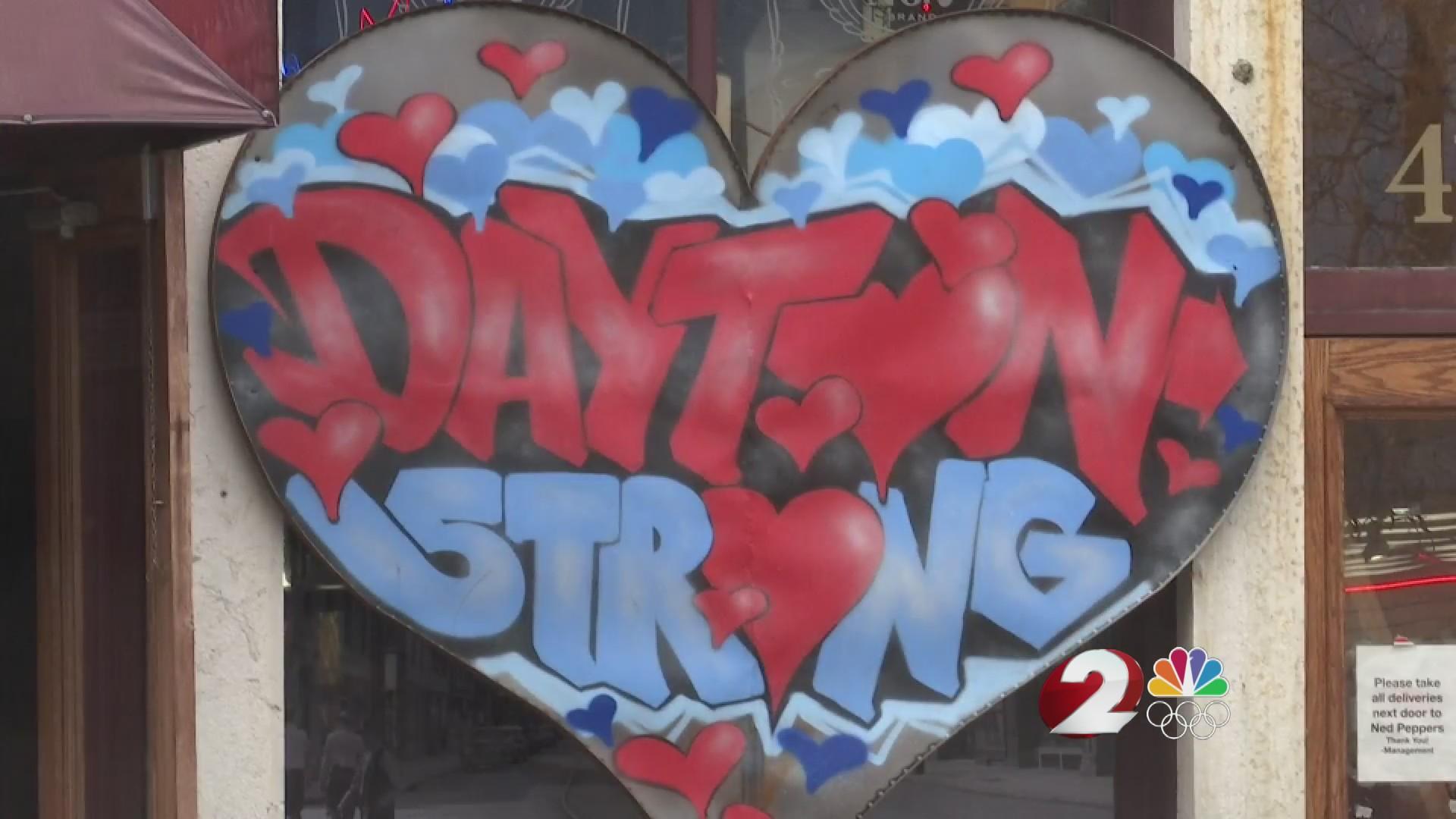 Dayton Strong, Oregon District shooting
