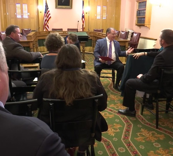 Farmers educate Ohio lawmakers on agriculture