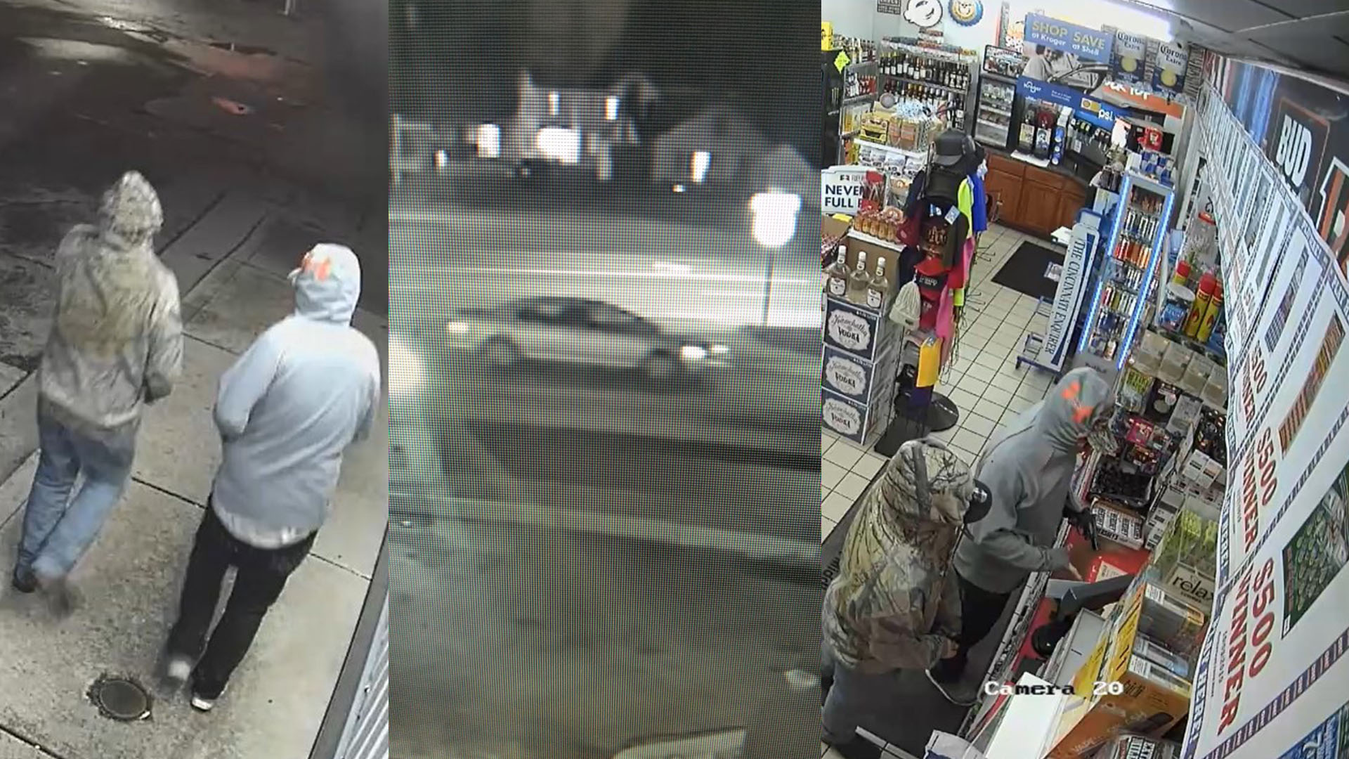 Middletown Robbery