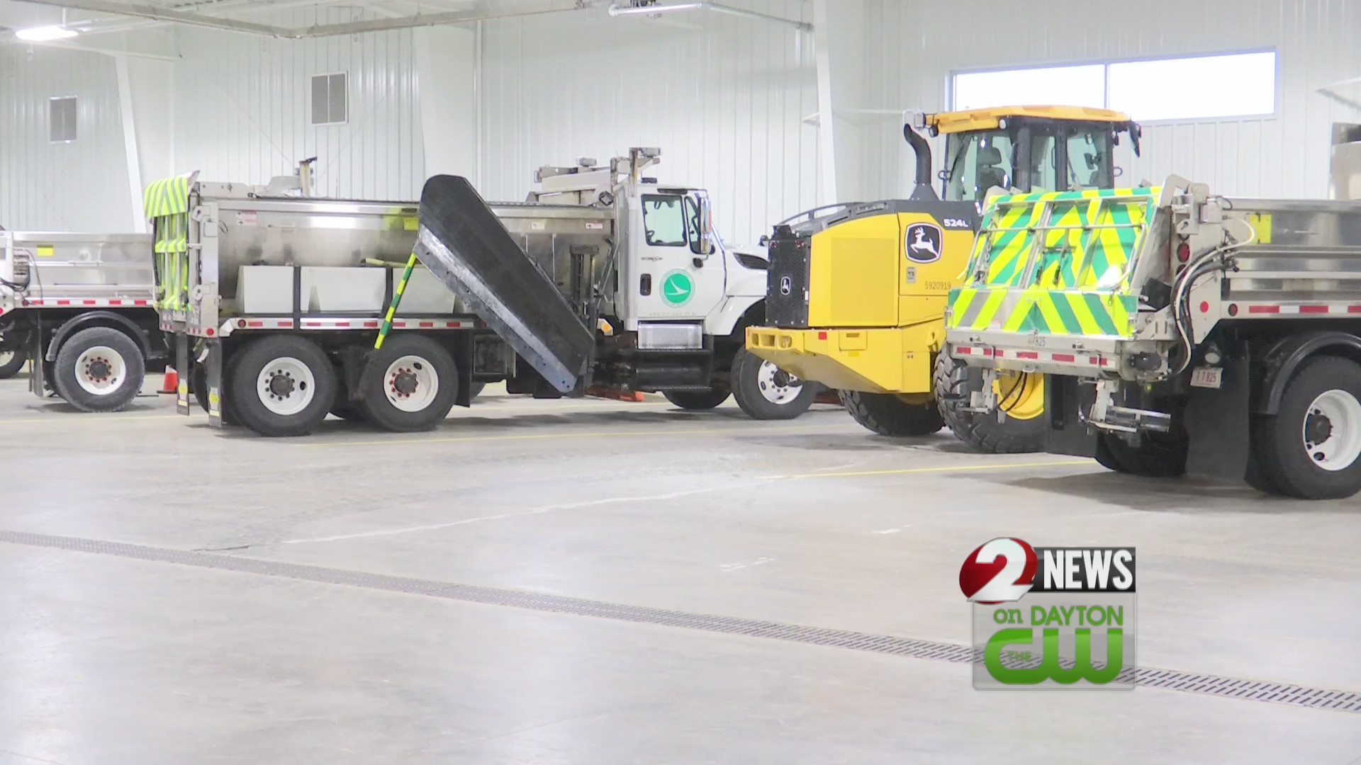 ODOT prepares roads for winter weather