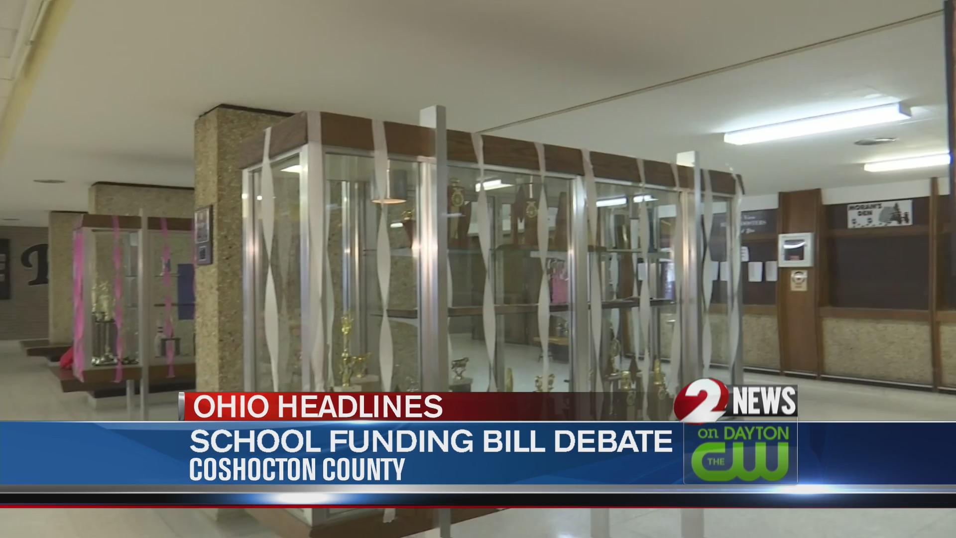 School funding bill debate