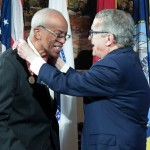 2-20 DeWine present Ohio Distinguished Service Medal