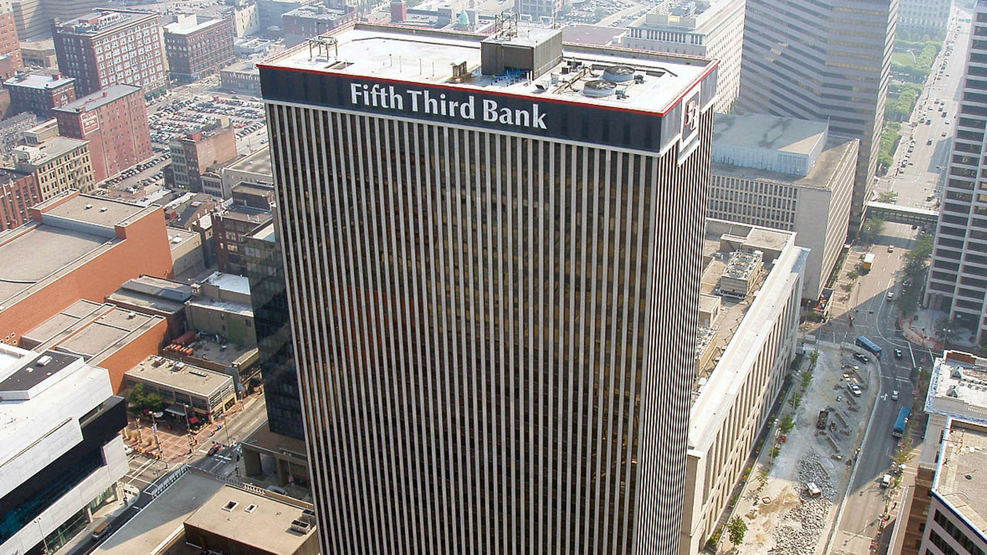 Fifth Third Bank Cincinnati