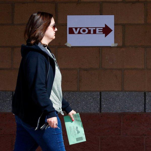 Election 2020 Arizona Primary