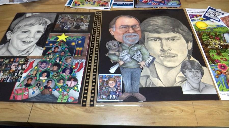 Casey Rollins' Artwork