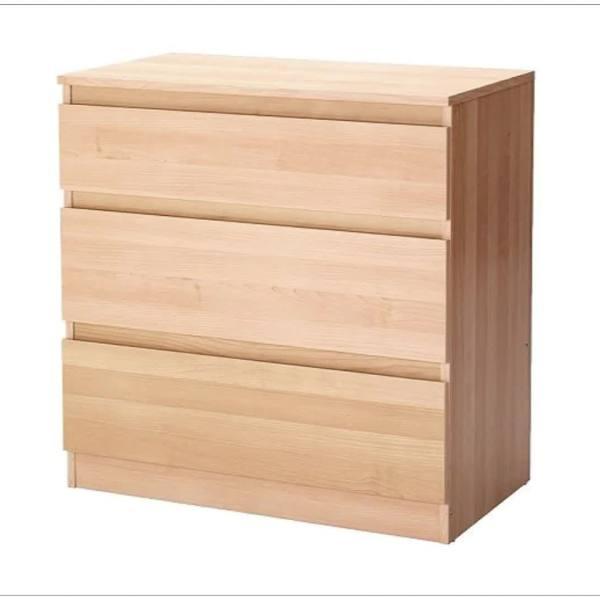 Ikea recalls 820K dressers for tip-over risk