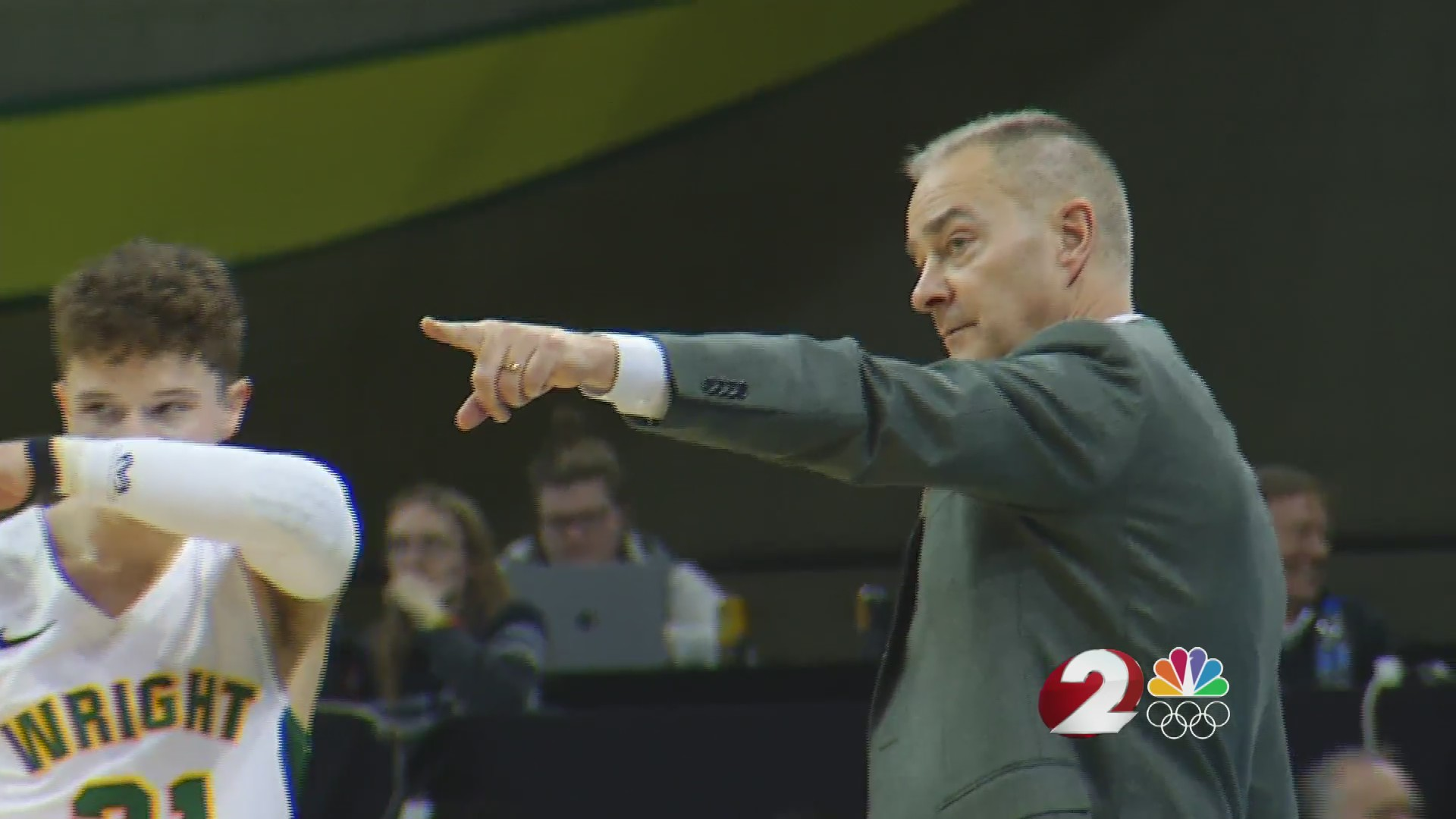 WSU Athletic Director discusses historic season ahead of Horizon League semifinals