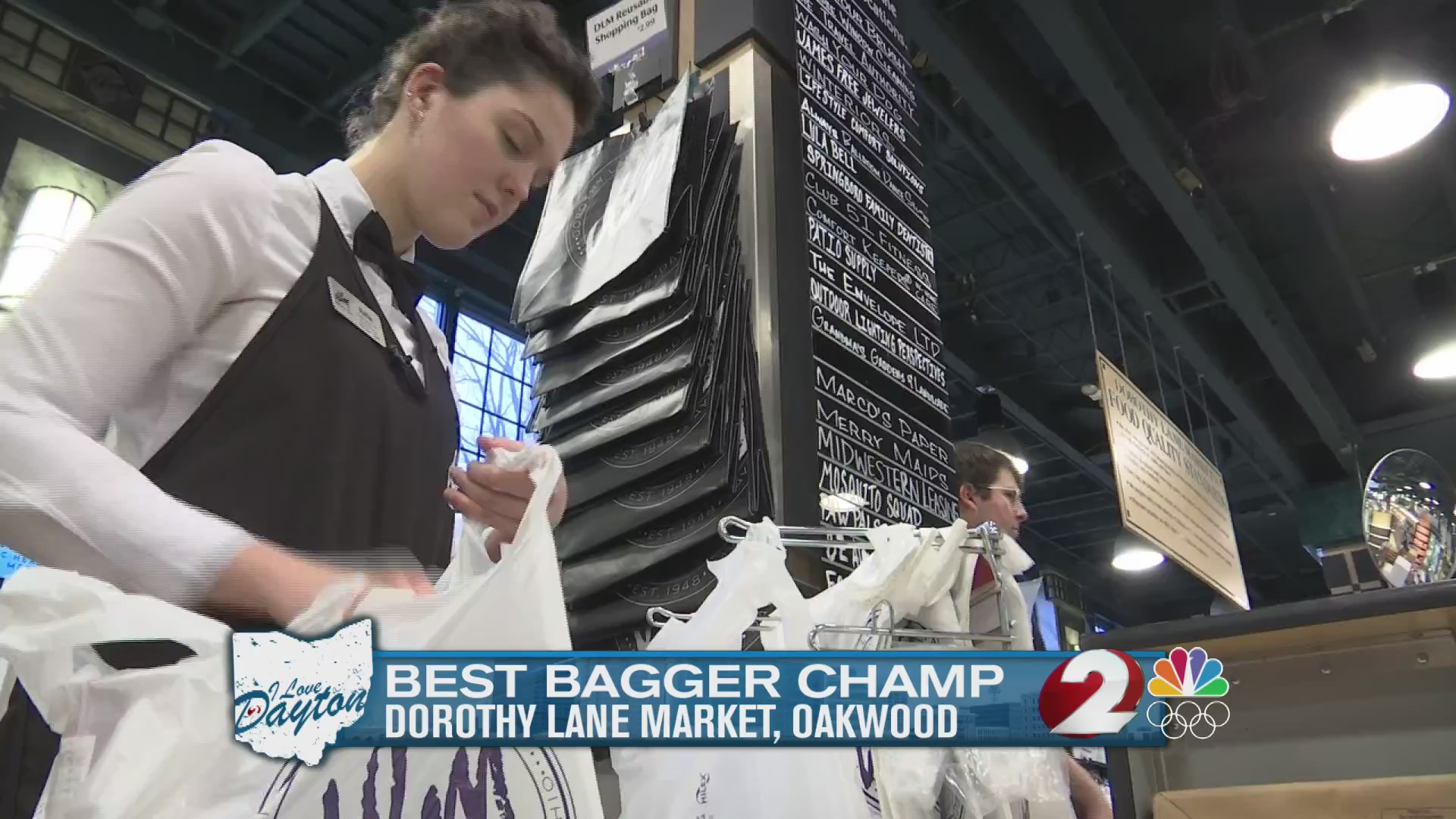 best bagger champ