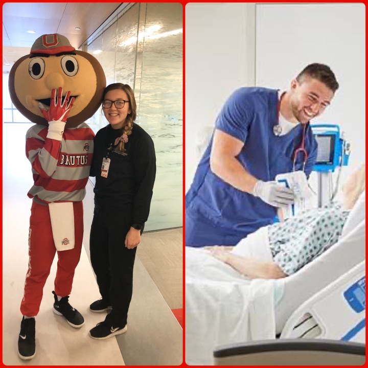 These two Buckeyes