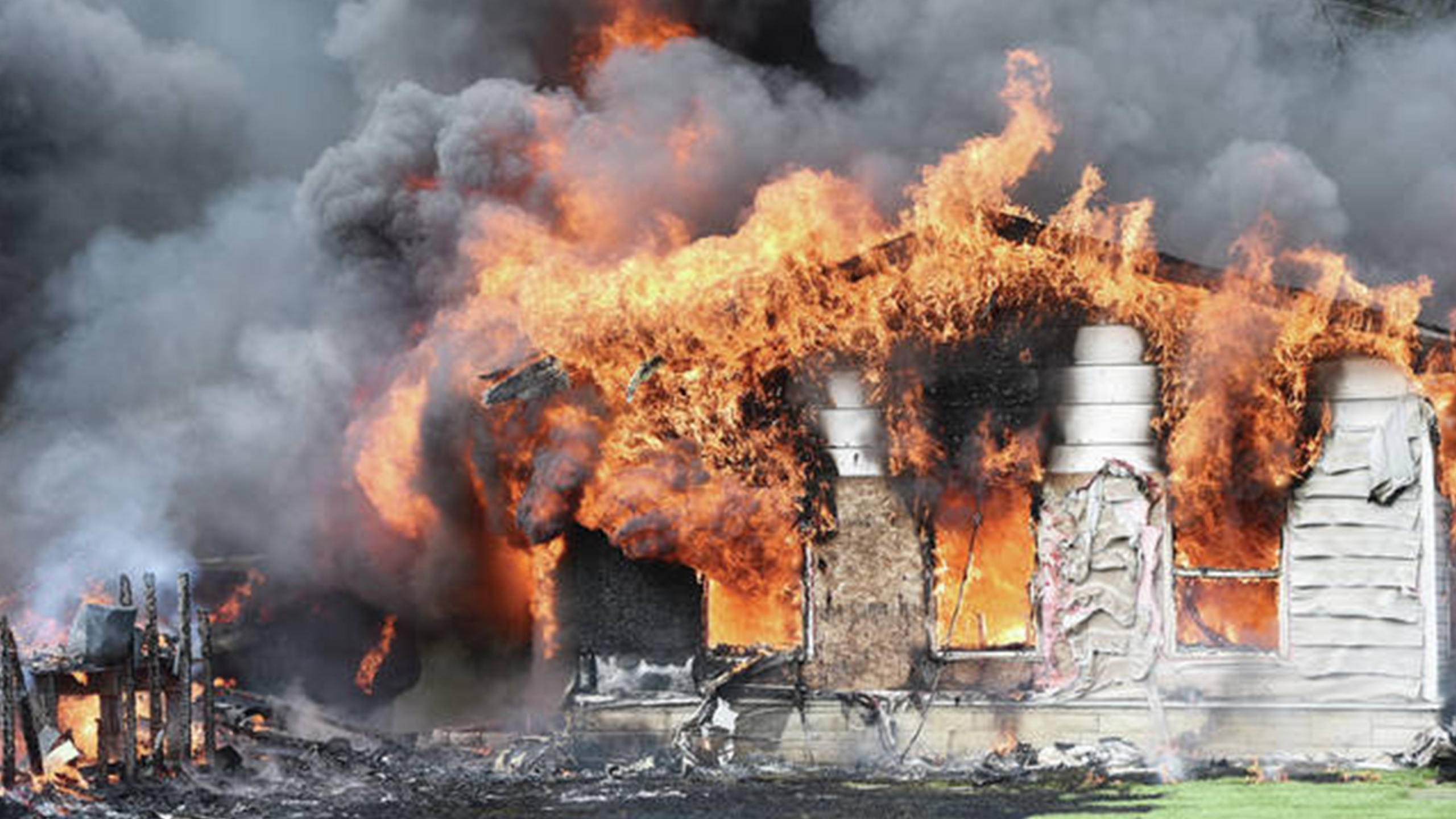 Anna house fire 4-27
