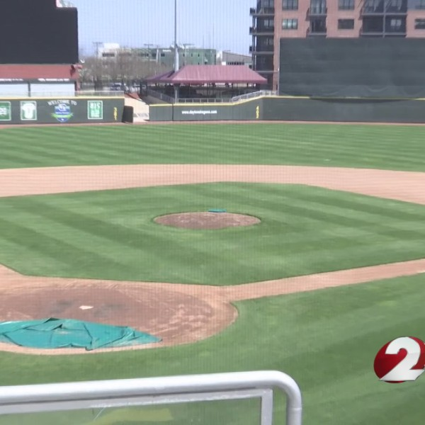 Dayton Dragons opening day postponed