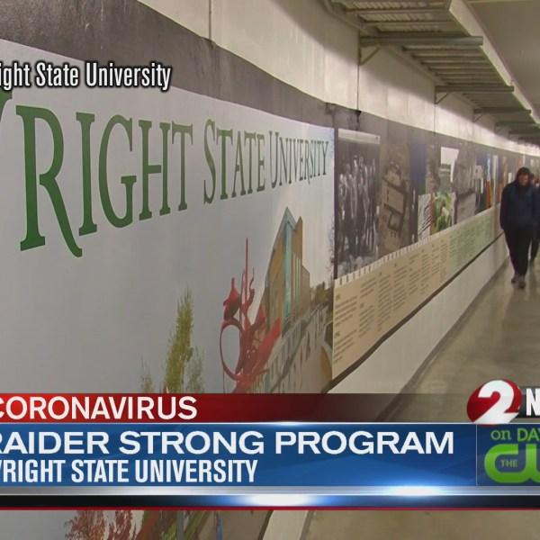 Raider Strong program at WSU