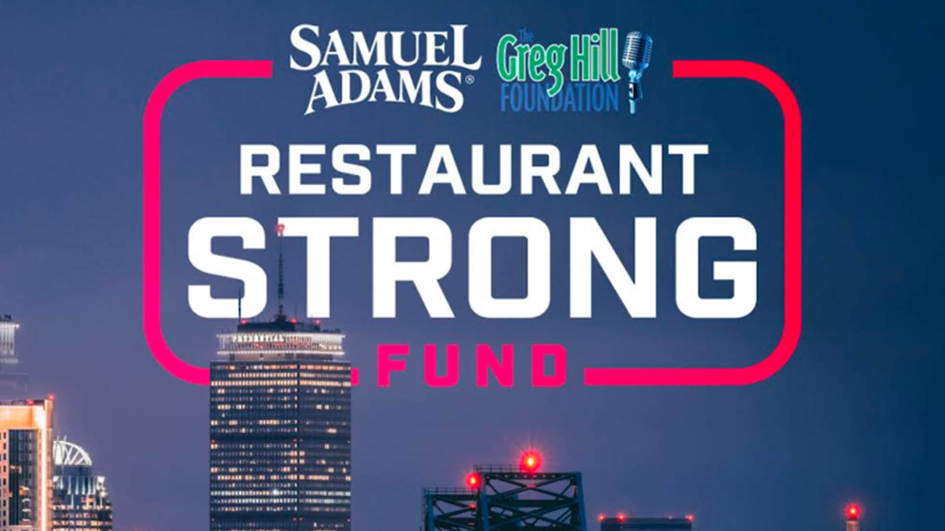 Sam Adams Restaurant Strong
