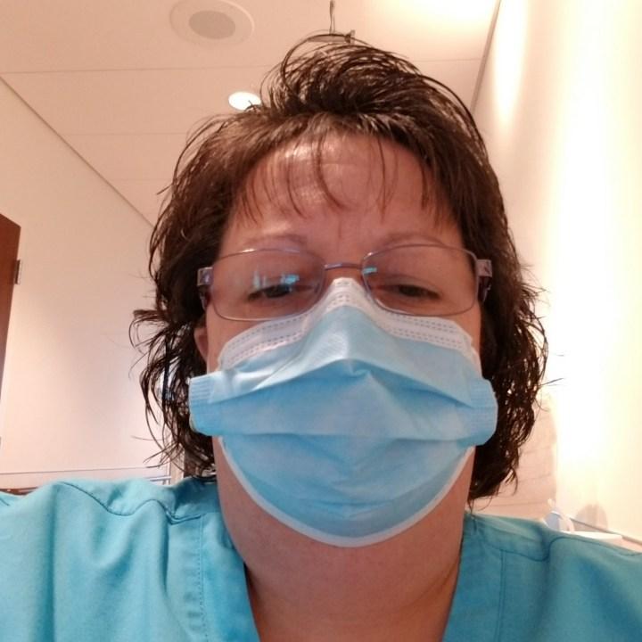 Nikki at Kettering Cancer Center