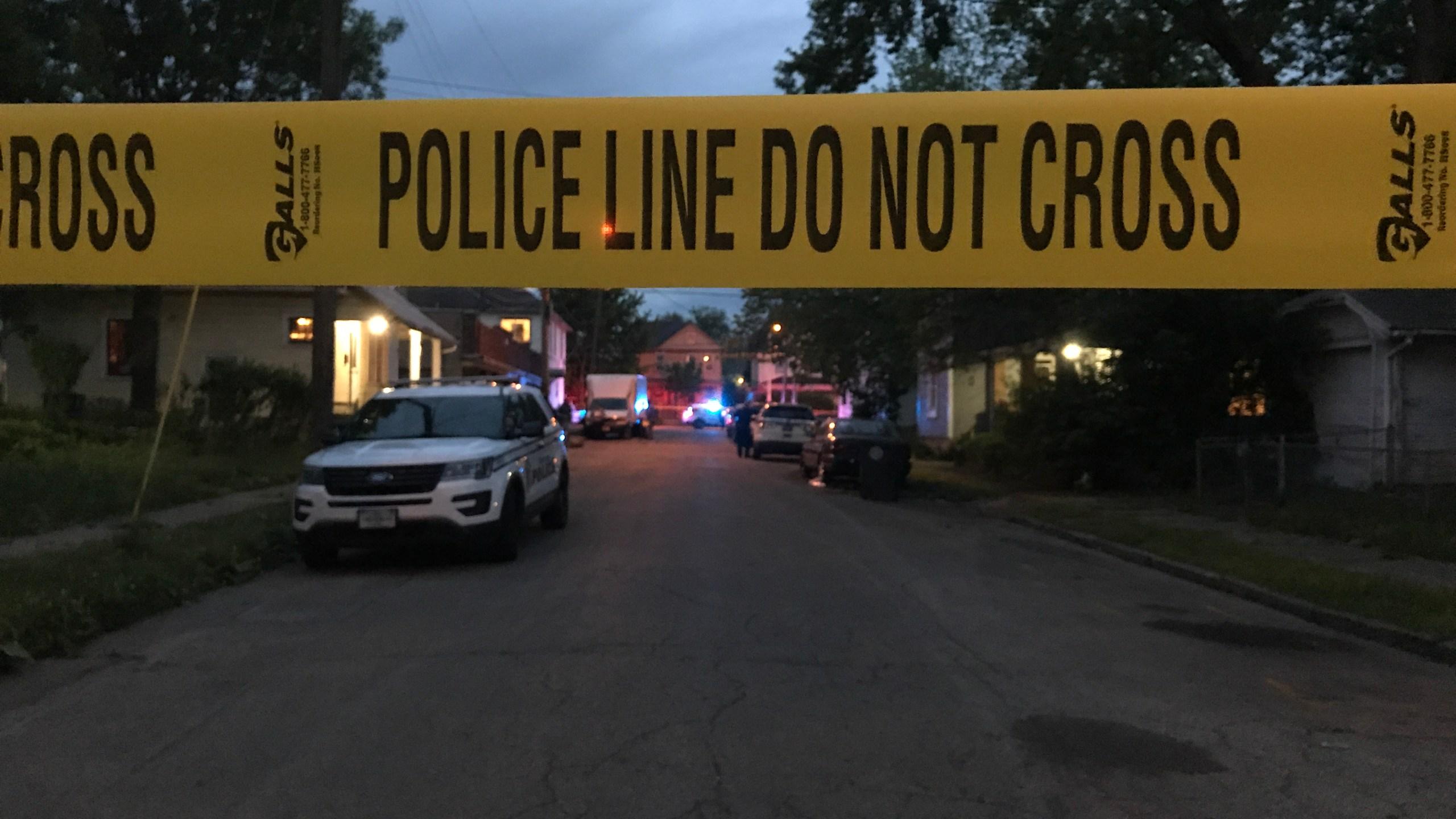 Bowen Street shooting