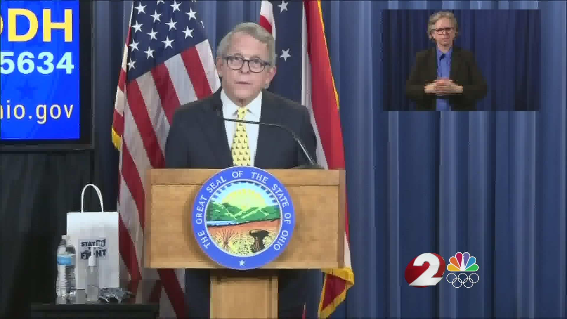 DeWine unveils new resources for state's Minority Health Strike Force