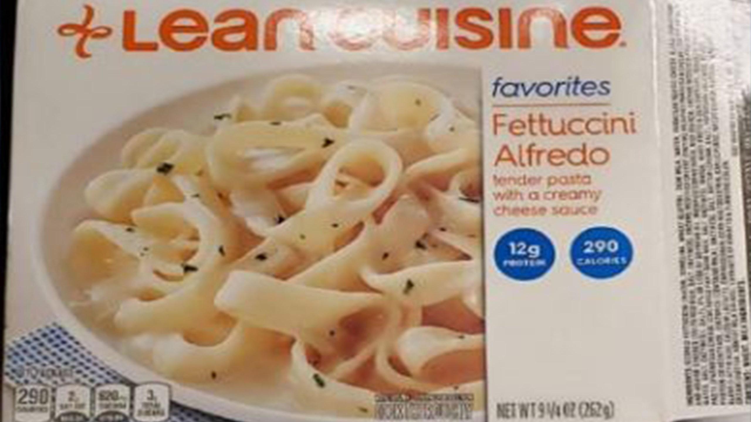 Lean Cuisine recall web