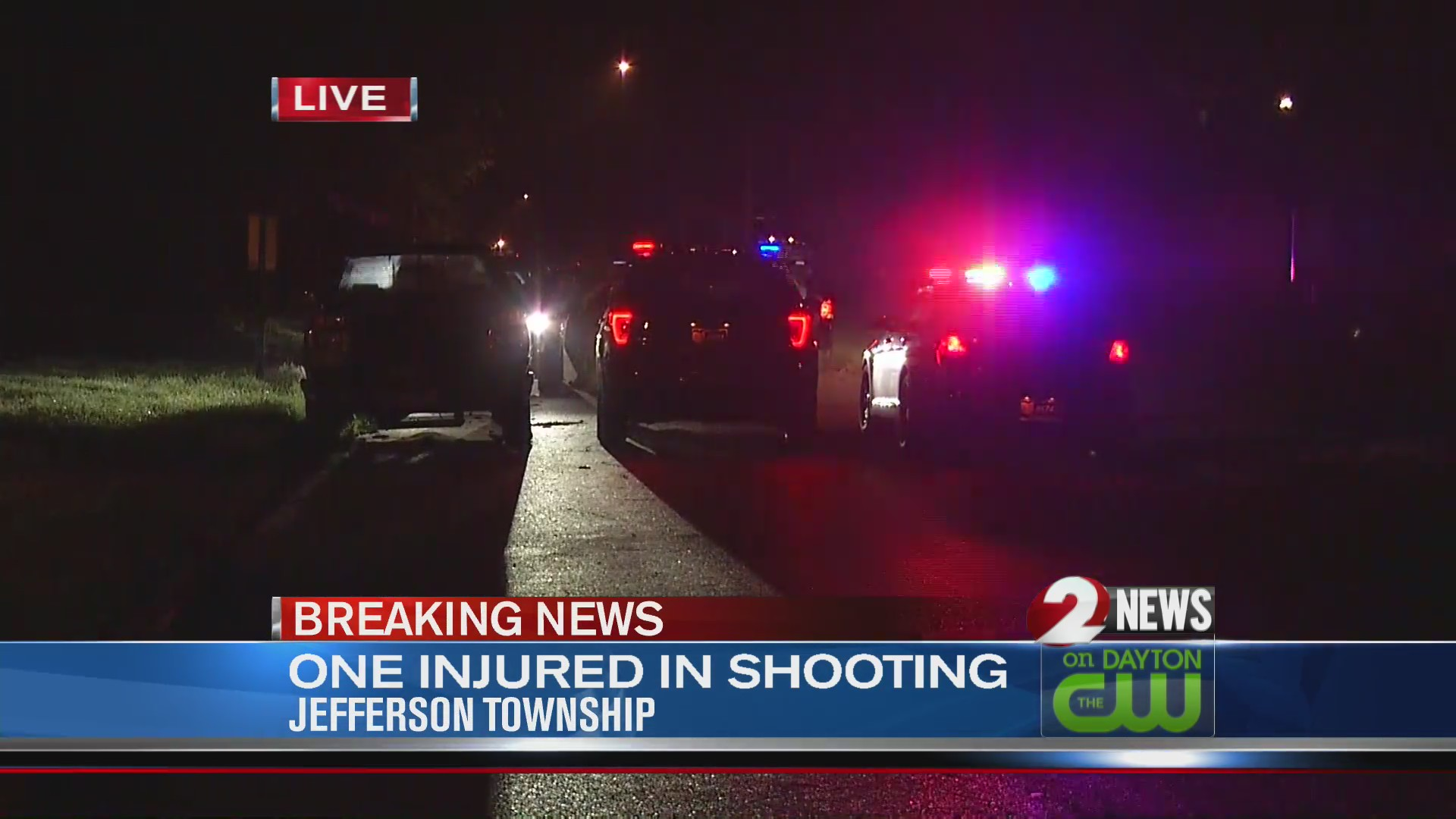 One injured in Jefferson Twp shooting