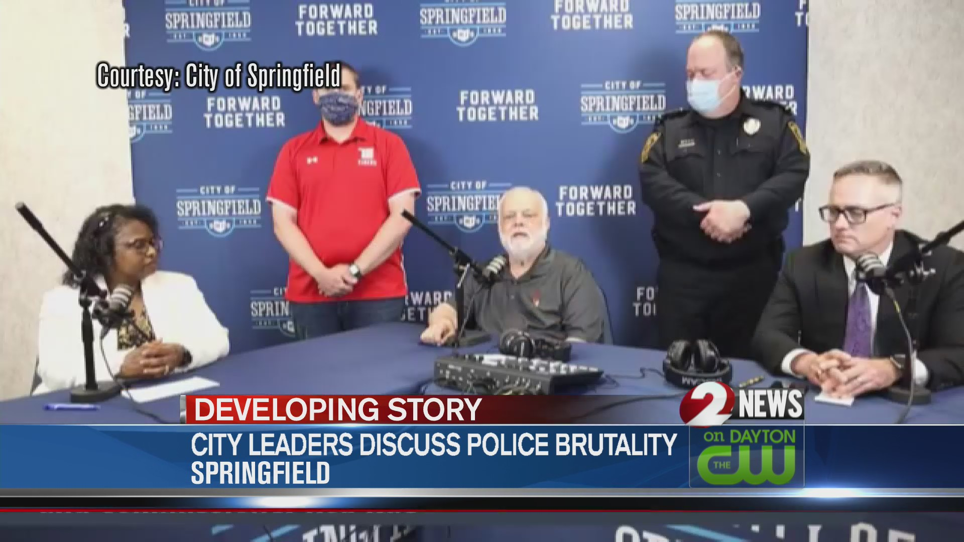 Springfield city leaders react to death of George Floyd