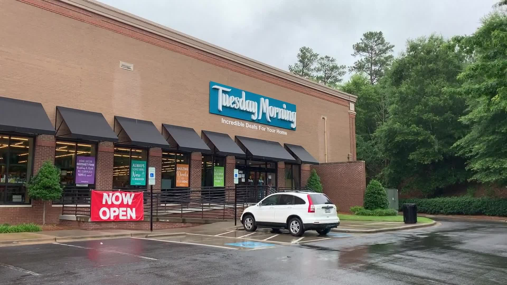 Tuesday Morning files Chapter 11 bankruptcy
