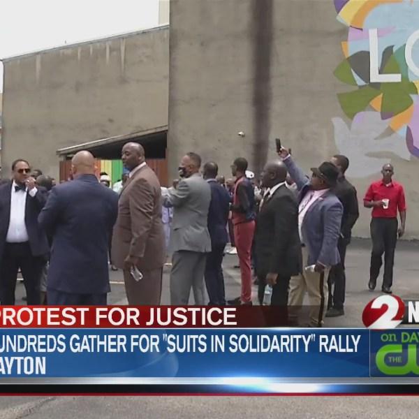 Suits in Solidarity