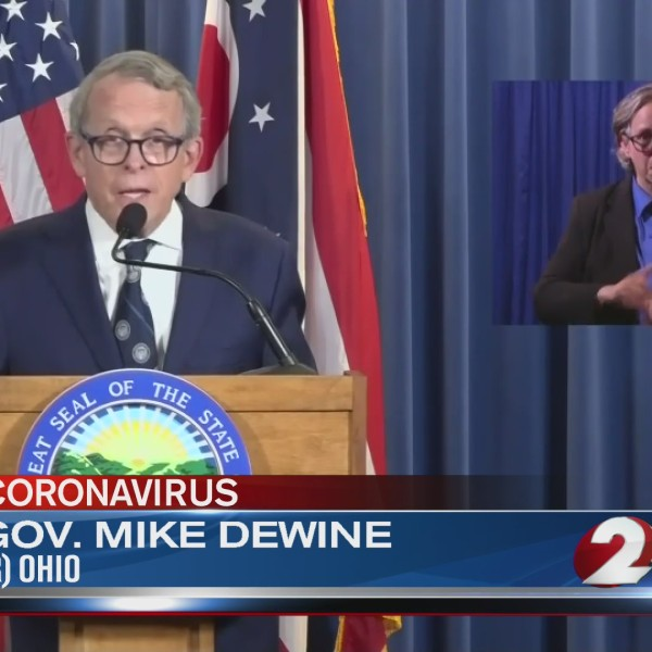 DeWine rise in youth cases