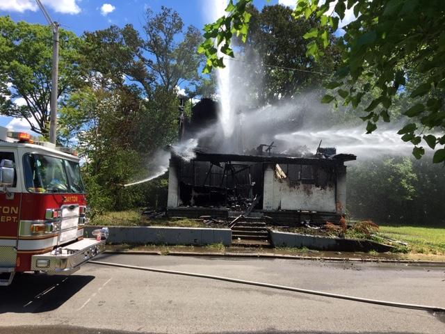 Kilmer house fire 6-25