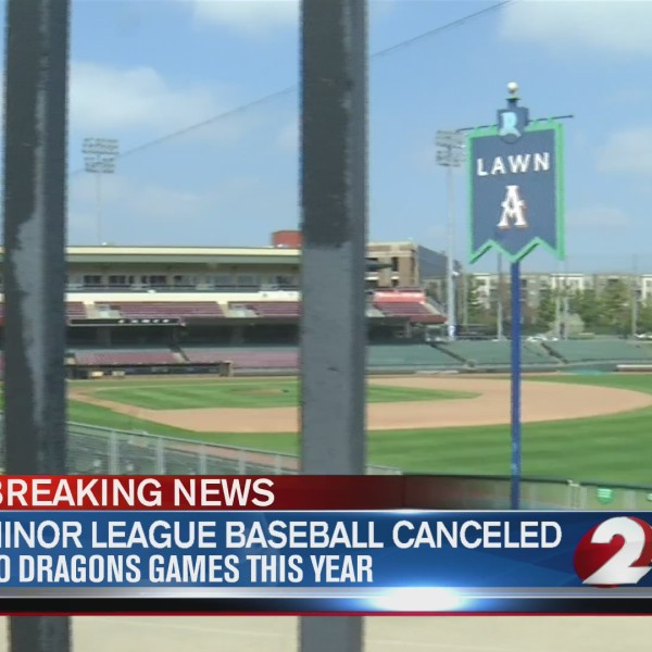Minor League Baseball 2020 canceled