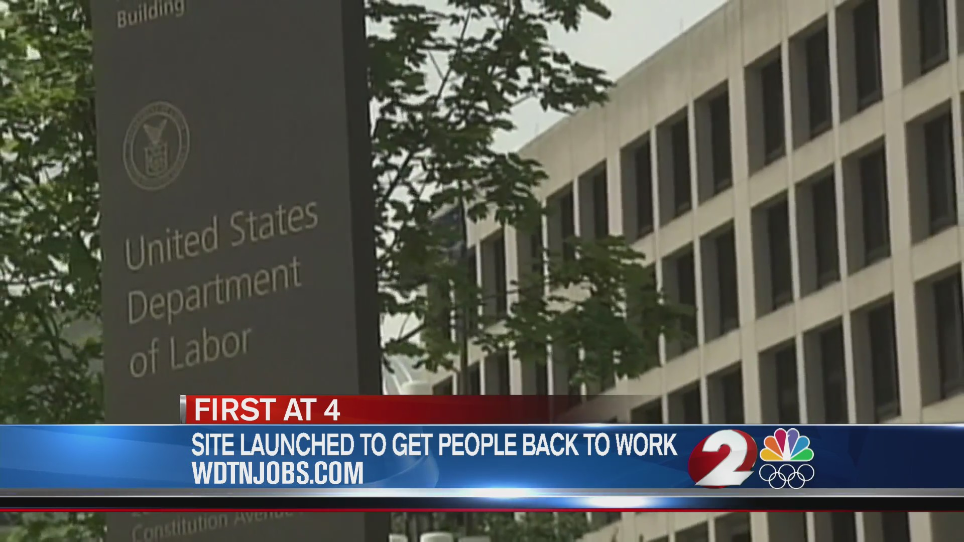 Site launched to help get people back to work