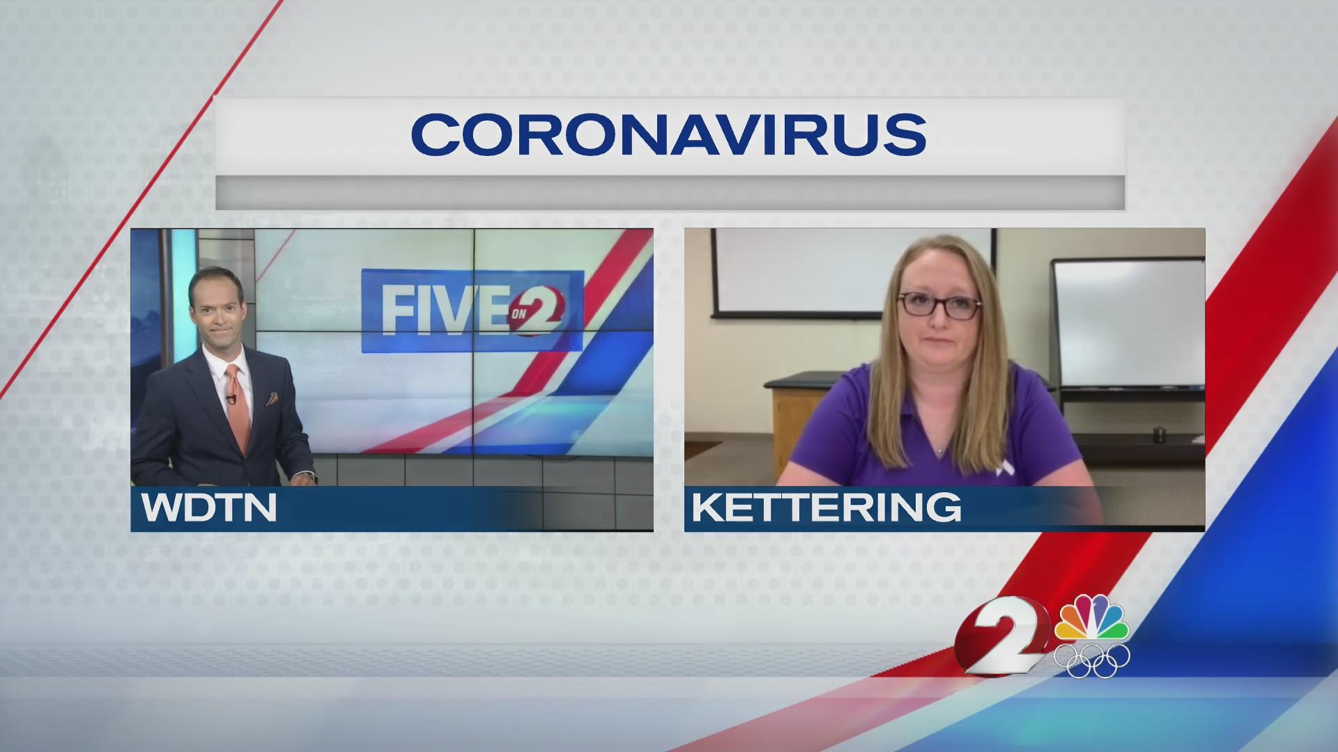Coronavirus athletic training