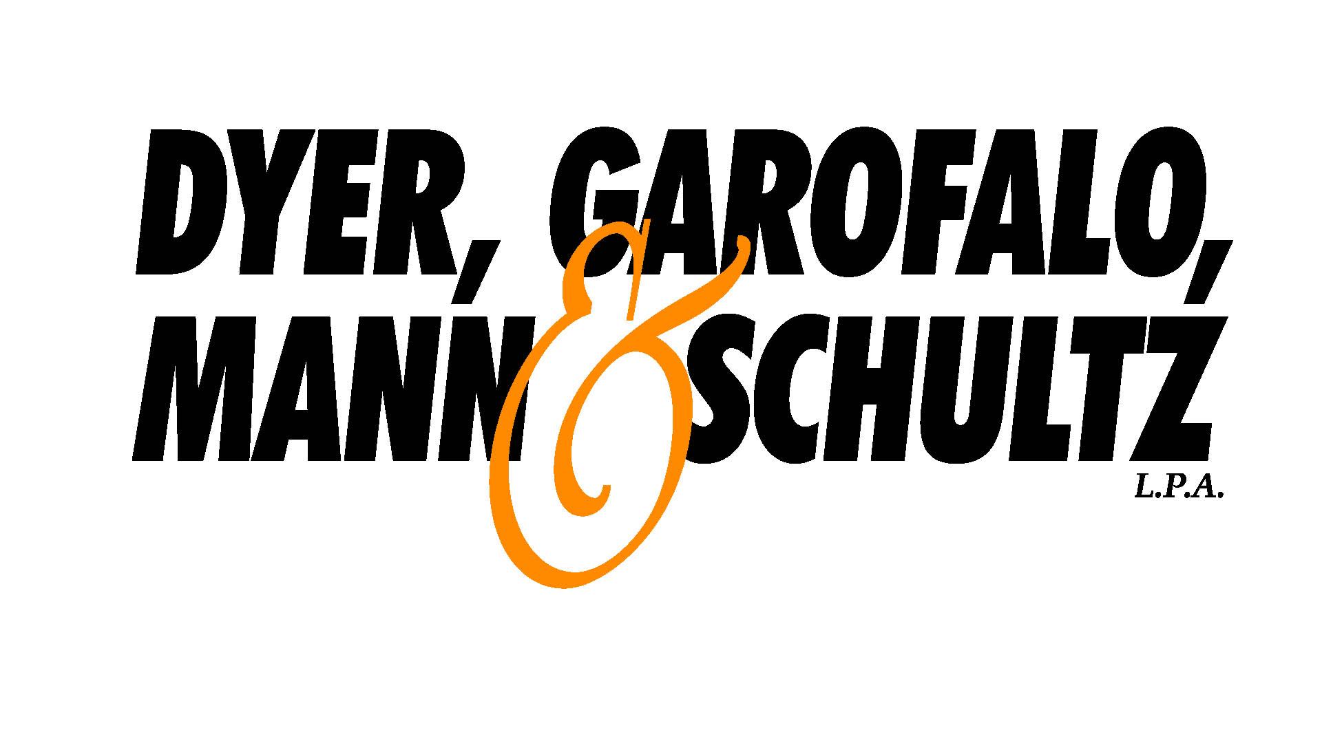 Dyer, Garofalo, Mann and Schultz