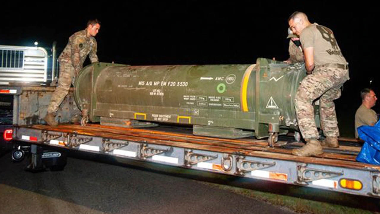 8-21 AtoA missile