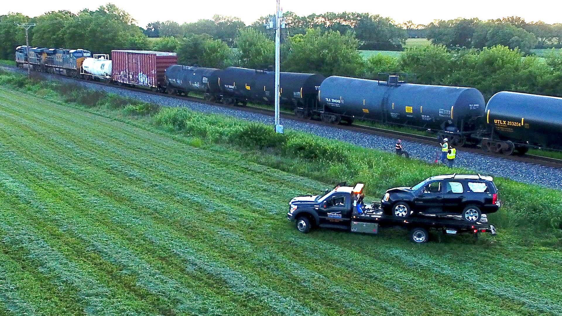8-6 Car v Train Miami County