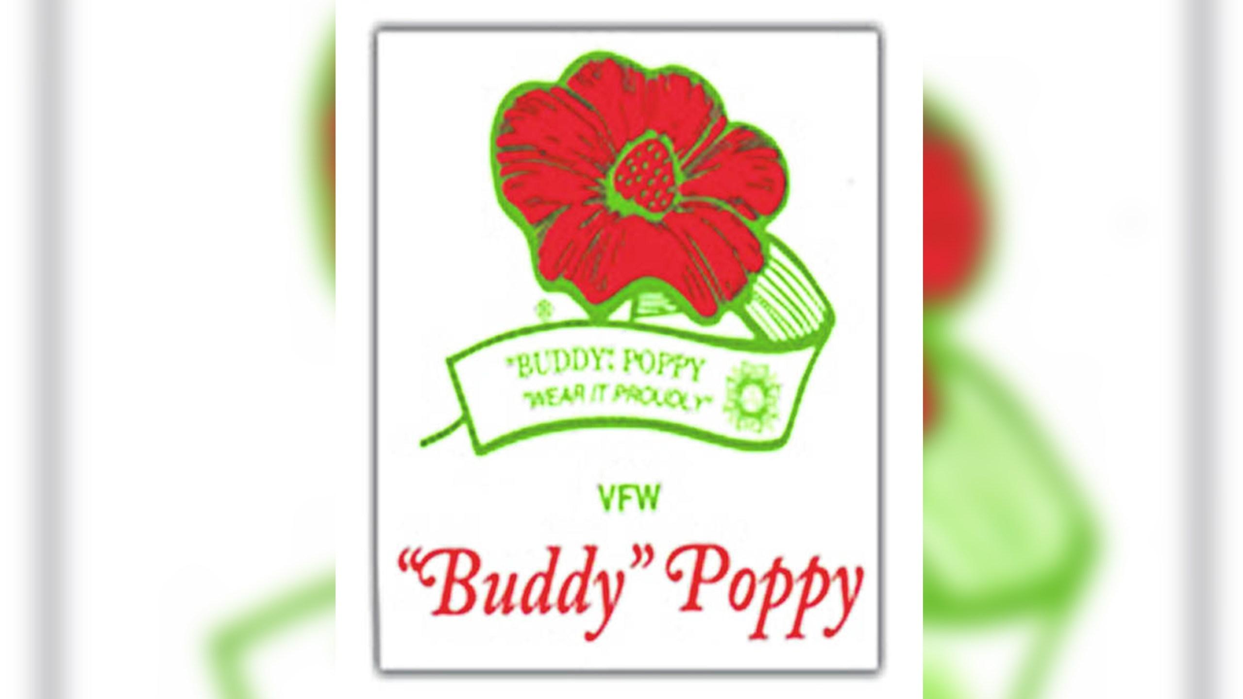 Buddy Poppy web