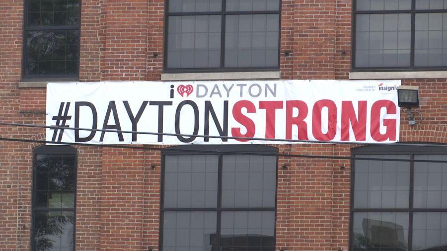 Dayton Strong banner