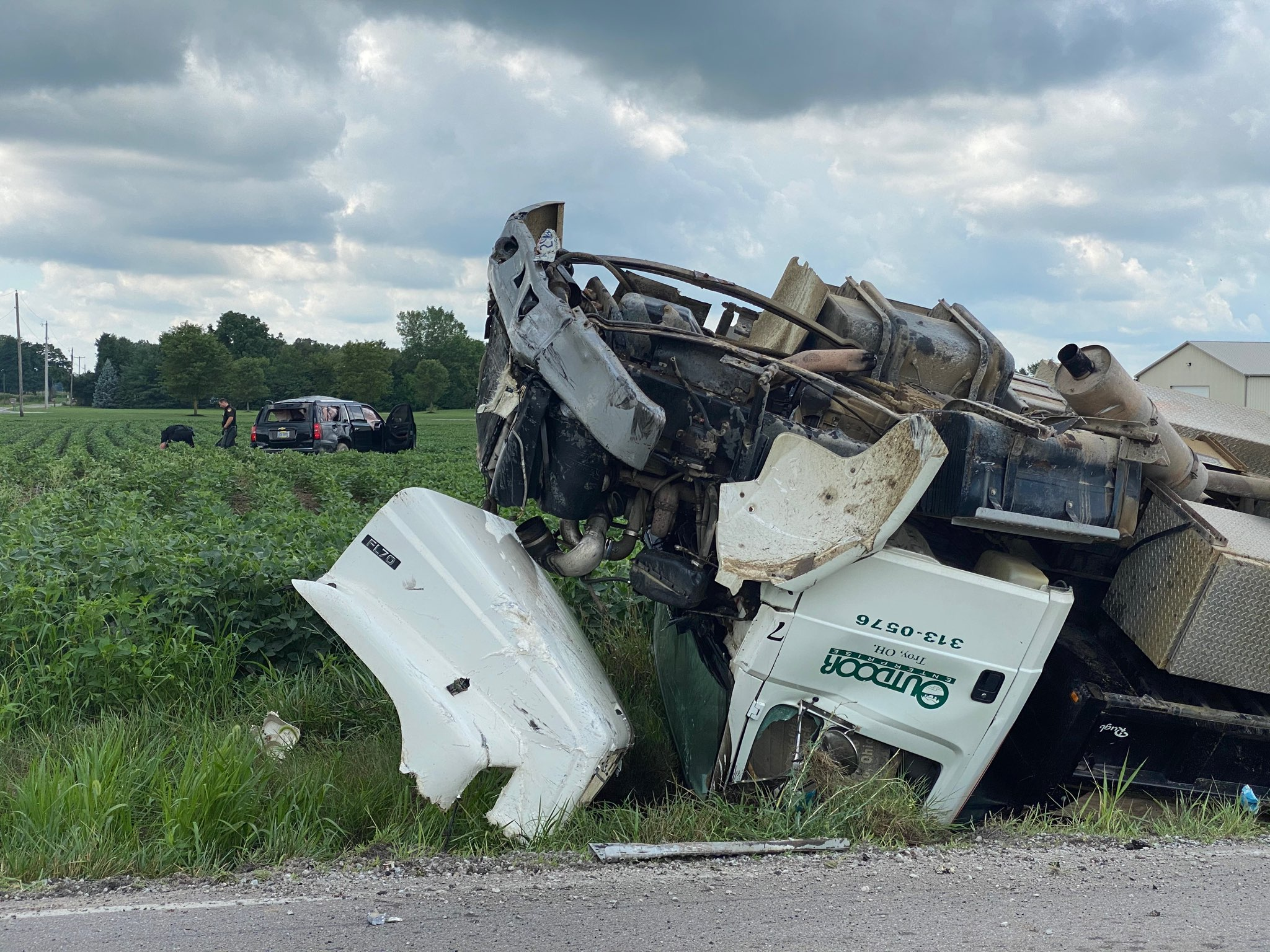 Halloween 2020 Kid Killed In Truck Child killed in crash involving dump truck in Miami County | WDTN.com