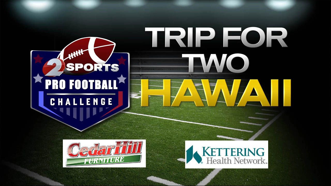 Enter the WDTN Pro Football Challenge
