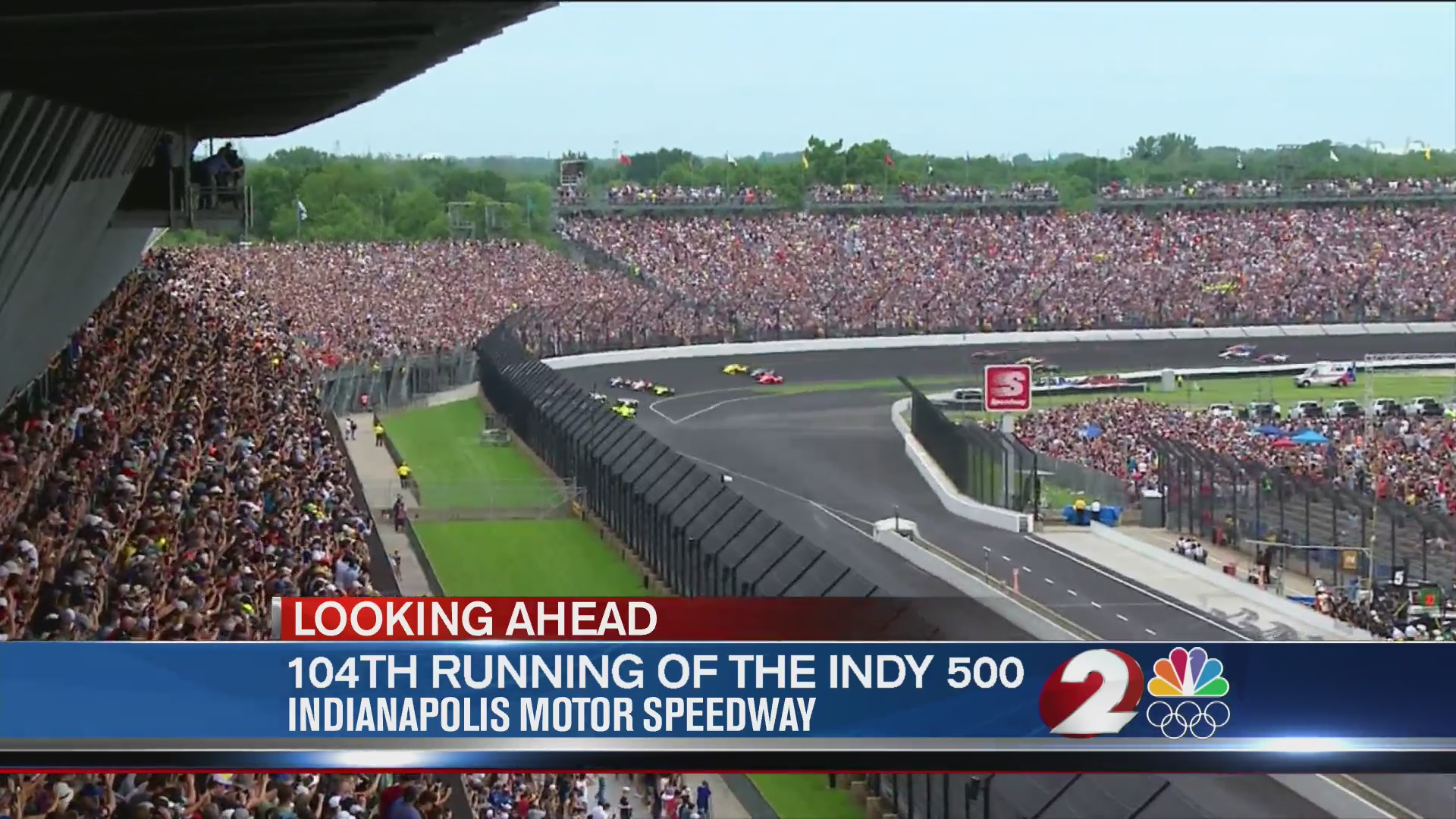 Running of the Indy