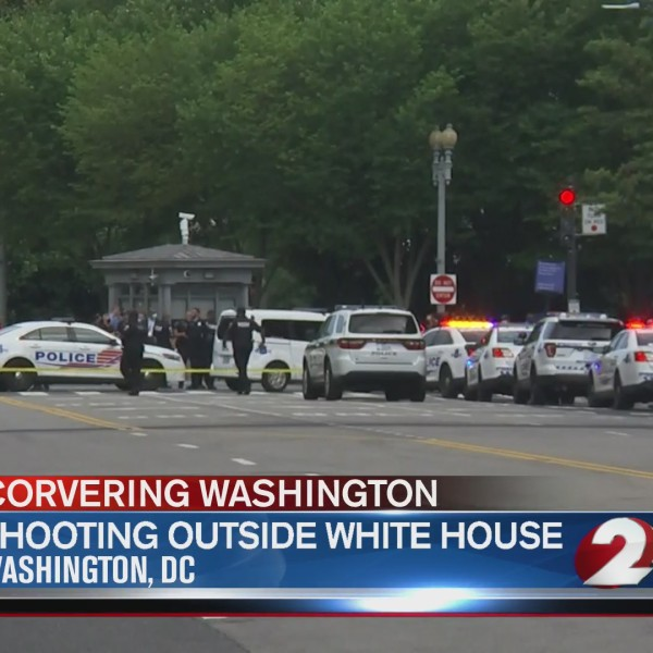 Shooting outside White House under investigation
