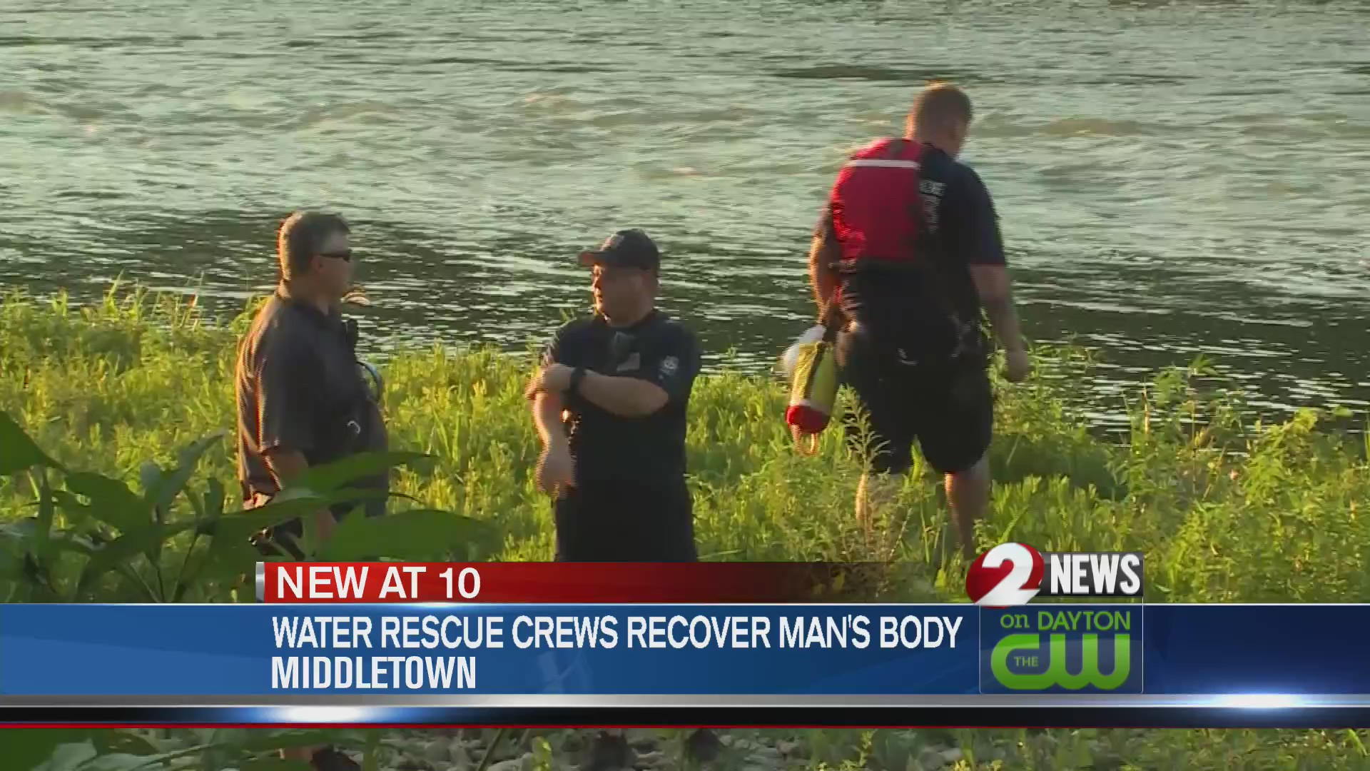 Water rescue Middletown