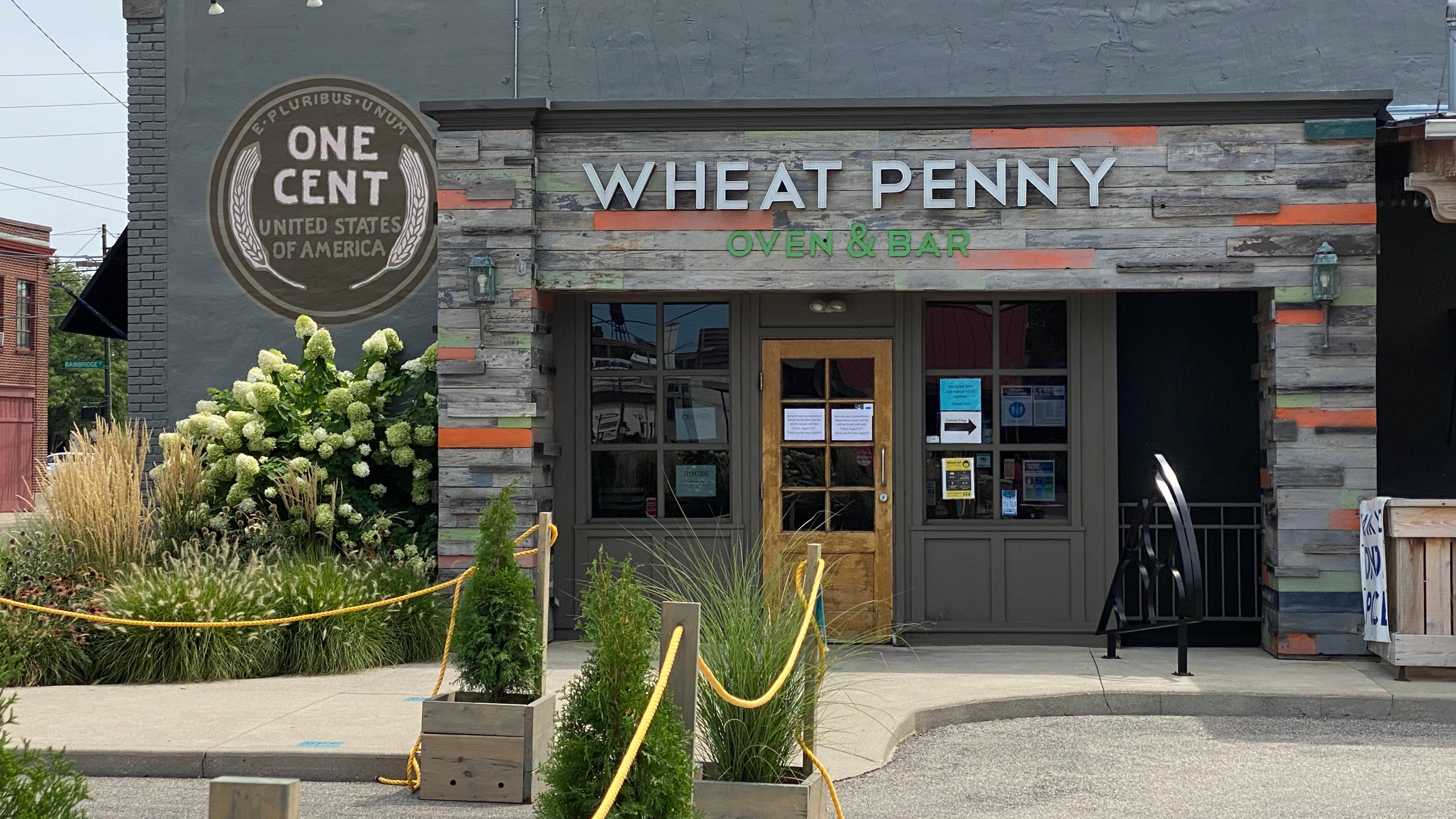 Wheat Penny reopens 8-21