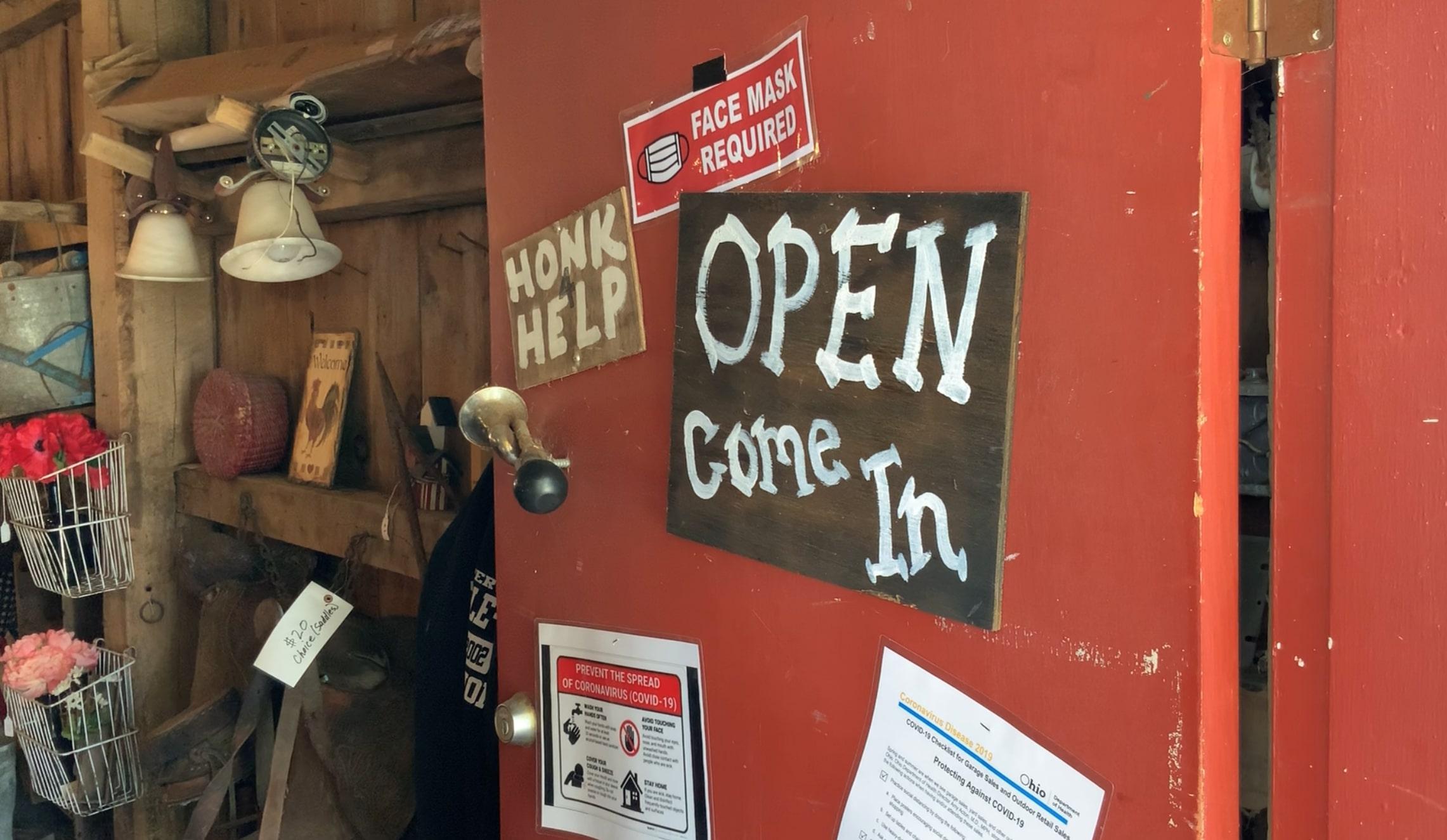 red-door-open-sign