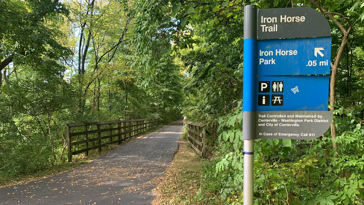 9-25 Iron Horse Trail