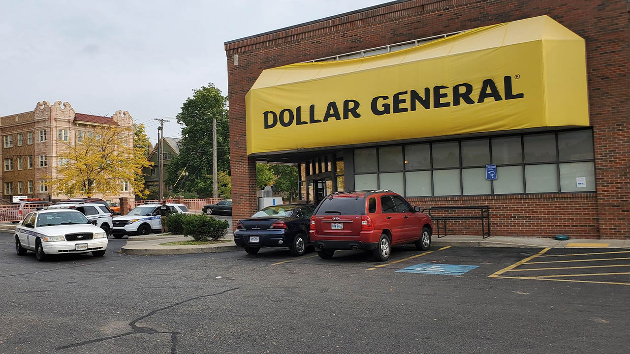 9-26 Dayton Dollar General Robbery