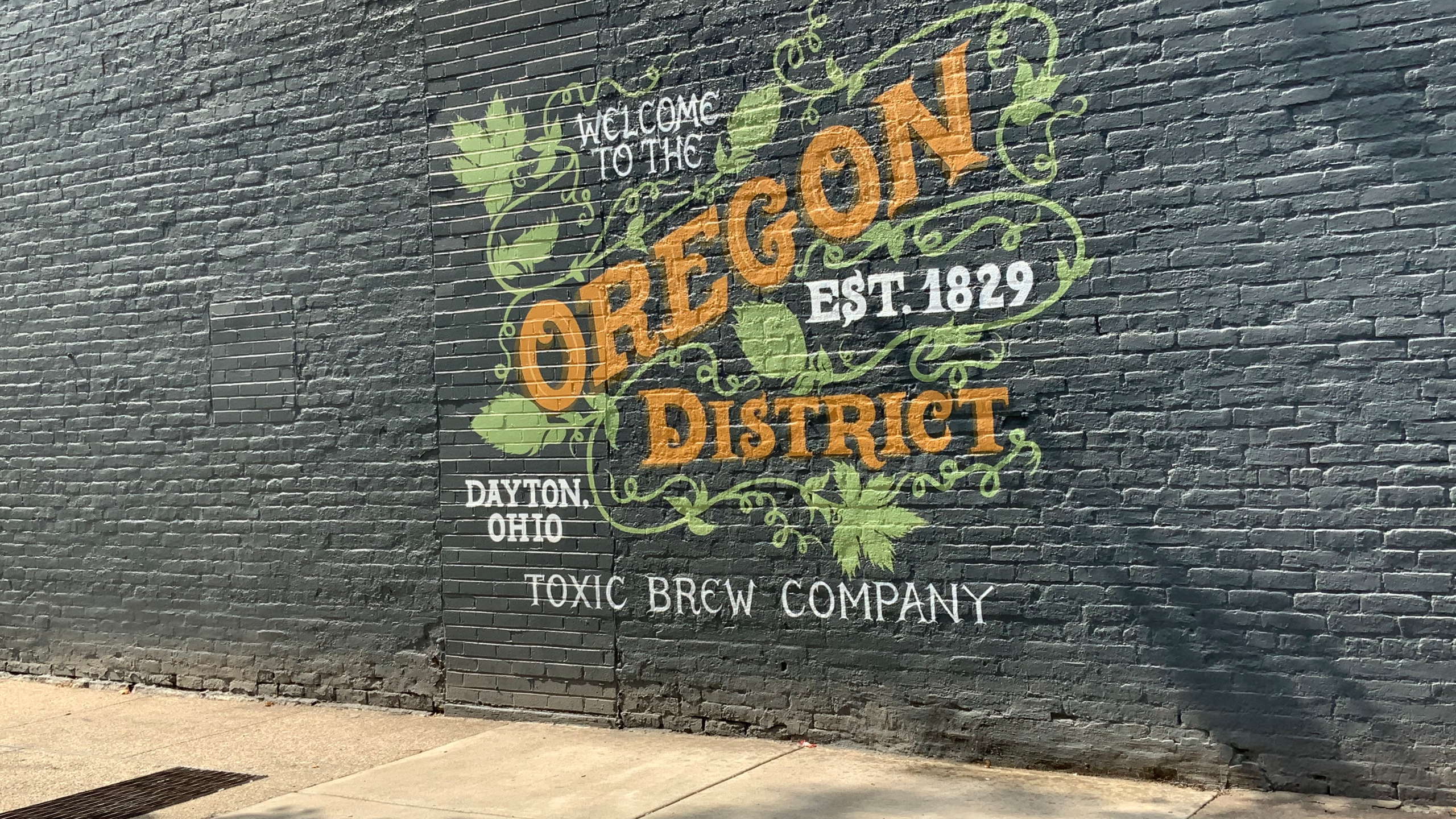 Oregon District - Toxic Brew