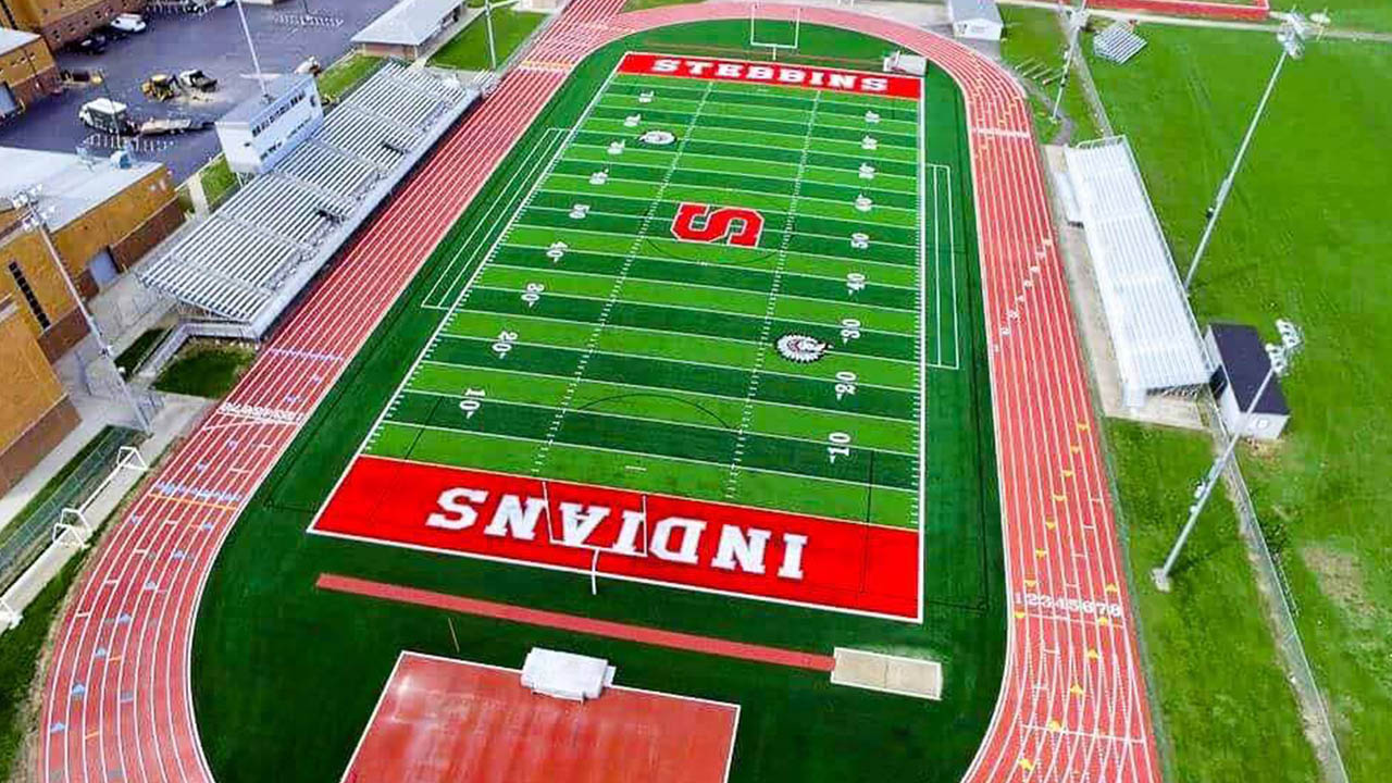 Stebbins Football Field